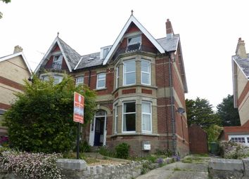 Thumbnail 1 bed flat for sale in Ullswater Crescent, Weymouth, Dorset