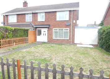 Thumbnail 3 bed semi-detached house to rent in Ogley Hay Road, Burntwood
