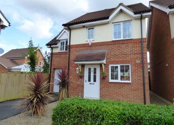Thumbnail 3 bed detached house for sale in Kimber Close, Tidworth