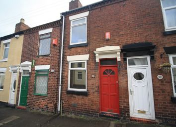 Thumbnail 2 bed terraced house for sale in Derry Street, Stoke-On-Trent, Staffordshire