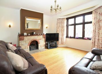 Thumbnail 3 bedroom semi-detached house for sale in West Hallowes, London
