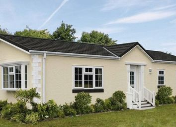 Thumbnail 2 bed mobile/park home for sale in Oak Tree Park, St. Leonards, Ringwood