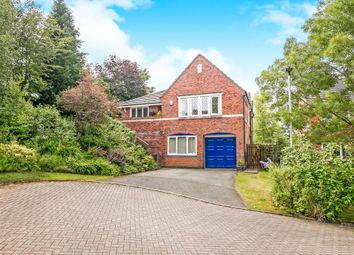 Thumbnail 4 bed detached house for sale in Bramley Court, Kelsall, Tarporley