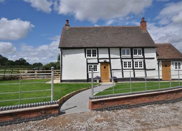 Thumbnail Cottage for sale in Barretts Lane, Balsall Common