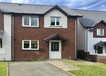 Thumbnail 3 bed property to rent in 5 Y Gerddi, Blaenplwyf, Aberystwyth