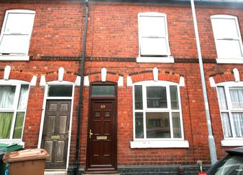Thumbnail 3 bed terraced house to rent in Cobden Street, Walsall