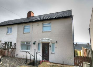 Thumbnail 3 bedroom semi-detached house for sale in Neville Road, Lemington, Newcastle Upon Tyne
