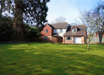 Thumbnail 4 bed detached house for sale in Old Pinn Lane, Exeter