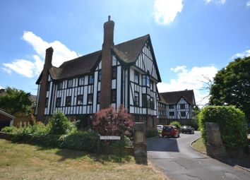 Thumbnail 2 bed flat for sale in Queens Close, Lammas Lane, Esher