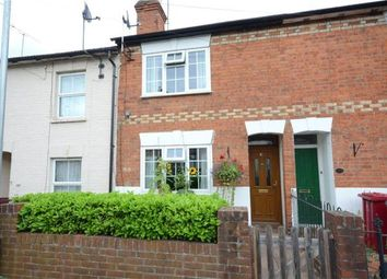 Thumbnail 2 bedroom terraced house for sale in Hatherley Road, Reading, Berkshire