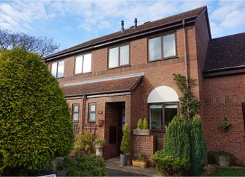 Thumbnail 2 bed terraced house for sale in Bourton Croft, Solihull