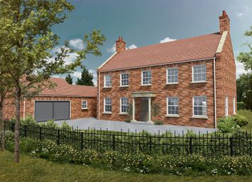 Thumbnail 4 bed detached house for sale in Horncastle Road, Louth