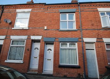 Thumbnail 3 bed terraced house for sale in Warwick Street, West End, Leicester