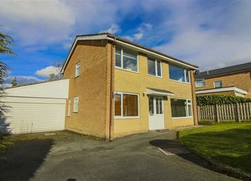 Thumbnail 4 bed detached house for sale in Rogersfield, Langho, Blackburn