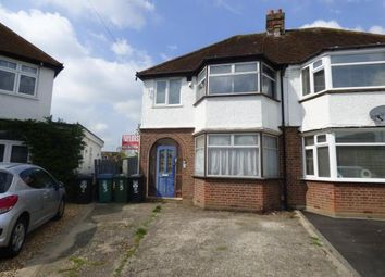 Thumbnail 3 bed semi-detached house for sale in Tolpits Close, Watford, Hertfordshire