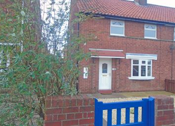 Thumbnail 3 bed property to rent in Church Walk, Morpeth