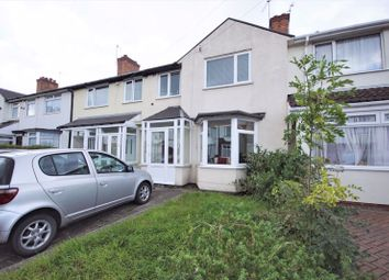 3 bed terraced house for sale in Mayfield Road, Acocks Green, Birmingham B27