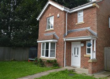 Thumbnail 3 bed detached house to rent in Moverley Way, Castleford