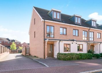 Thumbnail 3 bedroom end terrace house for sale in Limes Park, Basingstoke, Hampshire