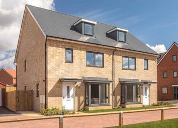 """Thumbnail 5 bed semi-detached house for sale in """"Reigate"""" at Marsh Lane, Harlow"""