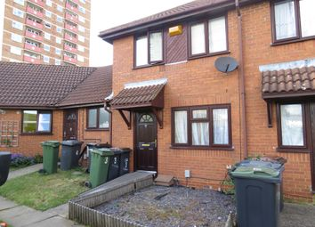 Thumbnail 2 bed terraced house for sale in Airedale, Luton
