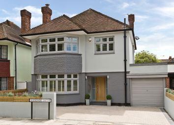 Thumbnail 4 bed detached house for sale in Woodside, London