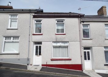 Thumbnail 3 bed terraced house for sale in Brynheulog Street, Penydarren, Merthyr Tydfil