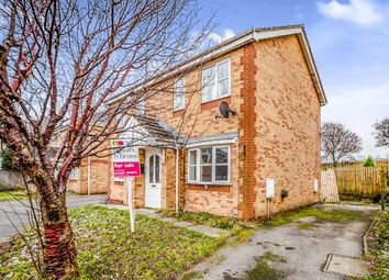 Thumbnail 2 bed semi-detached house for sale in Horse Bank Drive, Lockwood, Huddersfield