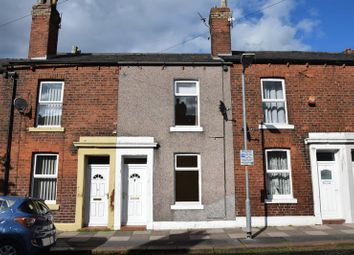 Thumbnail 3 bedroom terraced house to rent in Linton Street, Carlisle