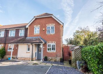 Thumbnail 3 bedroom semi-detached house for sale in Micklefield Way, Seaford