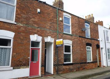 Thumbnail 3 bed terraced house to rent in Filey Terrace, Bootham, York