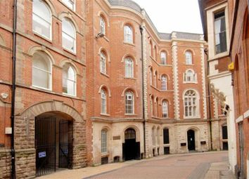 Thumbnail 1 bedroom flat to rent in 8 The Establishment, 3 Broadway, The Lace Market, Nottingham