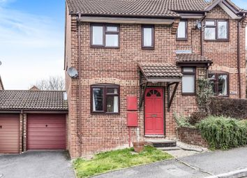 Thumbnail 2 bedroom semi-detached house to rent in Dunwood Rise, High Wycombe