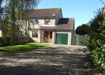 Thumbnail 3 bed semi-detached house for sale in Locks Road, Westhall, Halesworth