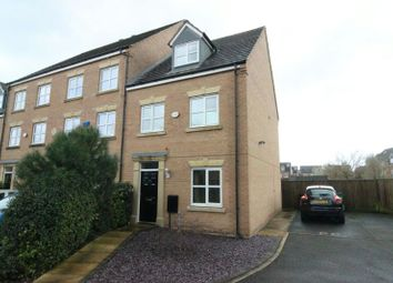 Thumbnail 3 bed end terrace house for sale in Abbotsleigh Avenue, Wythenshawe, Manchester