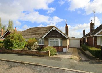 Thumbnail 2 bed bungalow for sale in Farleigh Crescent, Swindon, Wiltshire