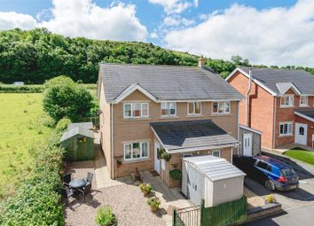 Thumbnail 3 bed semi-detached house for sale in Castle Green, Knucklas, Knighton