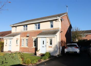 Thumbnail 3 bed semi-detached house for sale in Moorside Drive, Carlisle, Cumbria
