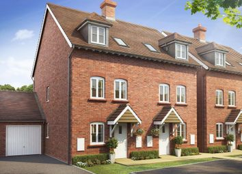 "Thumbnail 3 bed end terrace house for sale in ""Padstow"" at West End Lane, Henfield"