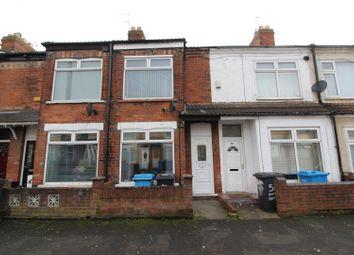 2 bed terraced house for sale in Devon Street, Hull HU4
