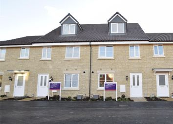 Thumbnail 3 bed town house for sale in Vale Road, Bishops Cleeve, Cheltenham, Gloucestershire