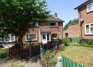 Thumbnail 3 bedroom semi-detached house to rent in The Street, Mendham, Harleston.
