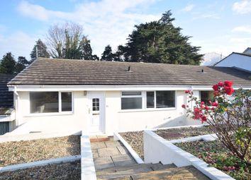 Thumbnail 2 bedroom bungalow to rent in Brennacott Road, Bideford, Devon