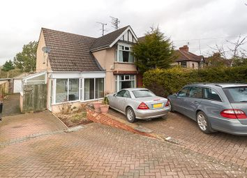 Thumbnail 3 bed semi-detached house for sale in Whitworth Road, Swindon, Wiltshire