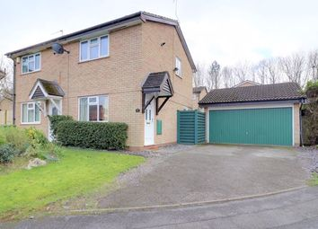 Thumbnail 2 bed semi-detached house for sale in Lexington Green, Western Down, Stafford