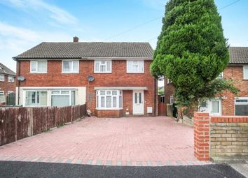 Thumbnail 3 bedroom semi-detached house for sale in Hockwell Ring, Luton, Bedfordshire