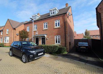3 bed semi-detached house for sale in Little Blakelands, Marston Moretaine, Bedford MK43