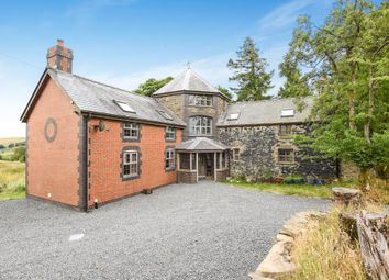 Thumbnail 3 bed detached house for sale in Davids Well, Llandrindod Wells