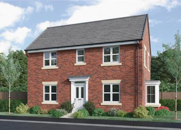 """Thumbnail 3 bedroom detached house for sale in """"Astley"""" at Halam Road, Southwell"""