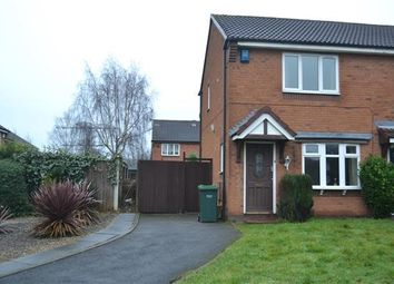 Thumbnail 2 bed mews house to rent in Burdock Close, Tamebridge, Walsall